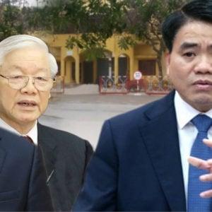 """Nguyễn Đức Chung """"chết"""" vì phản đối kế hoạch tấn công Đồng Tâm?"""