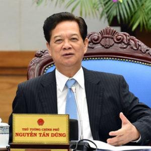 "Mr. Nguyen Tan Dung praises ""Party's strategic advisory agency"""