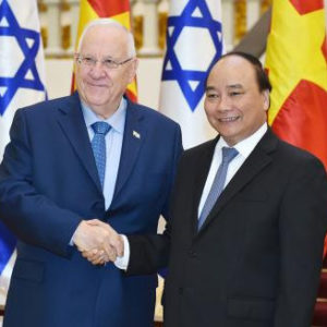 How Israeli Weapons Power Vietnam's Cruel Surveillance State