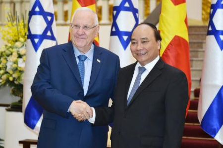 How Israeli Weapons Power Vietnam's Cruel Surveillance State