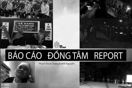 Báo cáo Đồng Tâm