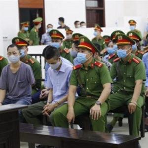 Progress after Dong Tam first-instance hearing