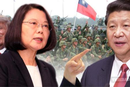 """Trung Quốc """"lồng lộn"""" – Đài Loan """"dấn tới"""""""