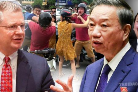 Đại sứ quán Mỹ cảnh báo công dân trước nạn bị tấn công tình dục khi tới Việt Nam
