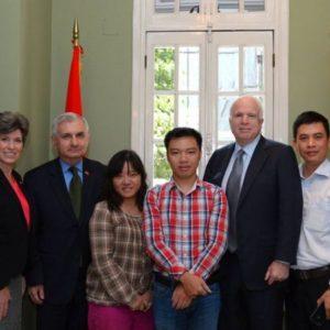 Global media covers Pham Doan Trang's arrest