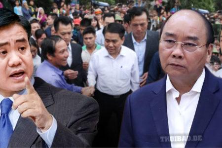 """Việt Nam: Nuốt Không trôi – Đảng viên anh hùng """"nhập trại"""""""