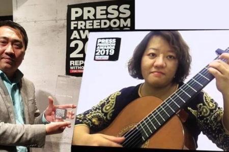 Mỹ và Châu Âu kêu gọi thả Phạm Đoan Trang