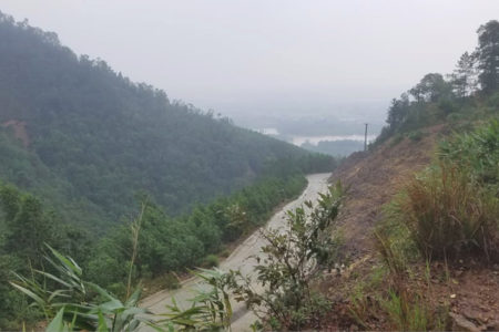 Landslide in Hue: 13 people went missing with Major General Deputy Commander