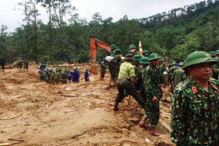 Public opinion on the death of Major General and 11 other senior military officials in Rao Trang 3 Hydropower Plant