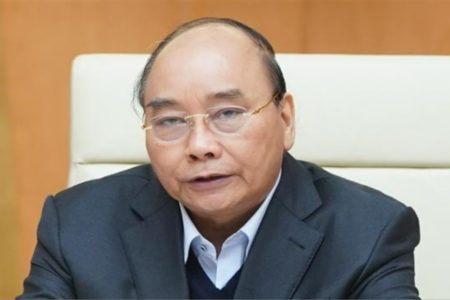 Vietnamese Prime Minister says he successfully calls for VND2.4 trillion for charity for just two hours