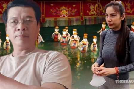 """""""Tố"""" Thủy Tiên nhận tiền phản động – Giám đốc Tuấn vội tìm đường thoát thân"""