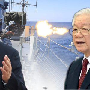 """Bắc Kinh """"trói"""" Hà Nội – Đảng bất lực nhìn Trung Quốc ở Biển Đông"""