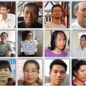 Defend the Defenders' Latest Statistics: Vietnam Holds 258 Prisoners of Conscience
