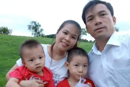 Twenty professors and educational doctors from Israel write a private petition demanding the release of teacher-prisoner of conscience Nguyen Nang Tinh