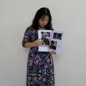 RSF-Preisträgerin festgenommen