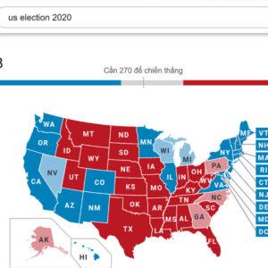 Háo hức bầu cử Mỹ – Tệ hại Đảng Ba Đình
