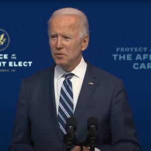 Biden thúc đẩy việc chuyển giao quyền lực
