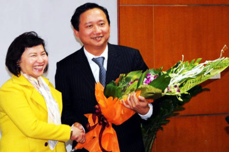 Extraditing Ms. Ho Thi Kim Thoa back to Vietnam not easy
