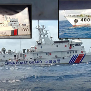 EU và Canada tuyên bố cứng rắn về Biển Đông