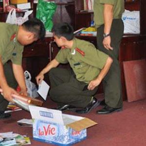 Nguyễn Đức Chung đánh cắp tại liệu bí mật như thế nào?