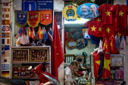 Tragedy in post-communist Vietnamese society