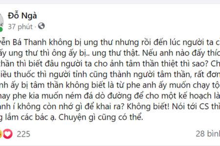 Nguyễn Đức Chung bị tâm thần, chiêu bài chạy tội hay trò bịt miệng?