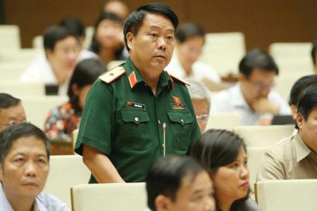 "When Vietnamese national legislators say police were ""overcrowded"""