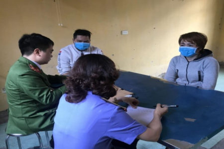 Violence in Vietnamese society through child torturing incident at a food shop in Bac Ninh