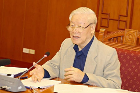 Major corruption cases: Vietnamese Communist Chief wants to speed up the investigation and trying