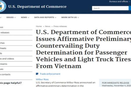 Trump quyết áp thuế Việt Nam ngay trước khi rời Nhà Trắng