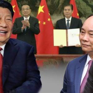 Hiệp định RCEP tại Việt Nam: Mỹ lùi – Trung Quốc tiến