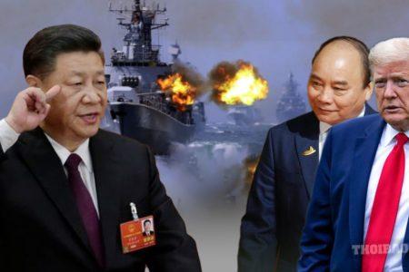 Trung Quốc cảnh báo liên minh phương Tây sẽ bị 'móc mắt'