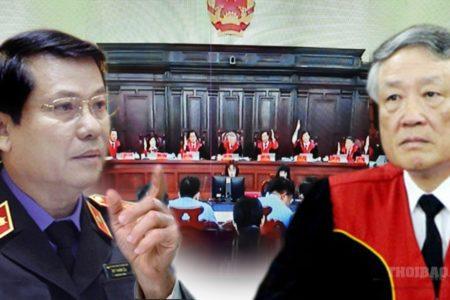 Án oan cả nước – Viện trưởng Lê Minh Trí đối đầu Chánh án Nguyễn Hòa Bình?