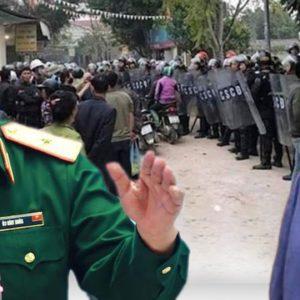 """Tướng quân đội chỉ mặt T.Lâm – Công an như """"kiến cỏ"""""""