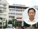 Veteran journalist Nguyen Nhu Phong declares ultimatum letter with 55 individuals using fake certificates from Dong Do University
