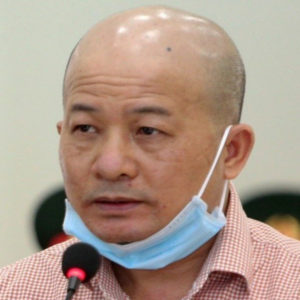 """Transport Minister Nguyen Van The and responsibility in the case of Ut """"bald"""""""