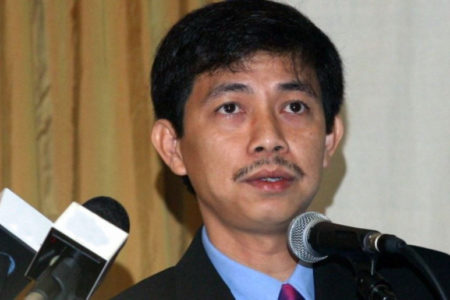 "Prisoner of conscience Tran Huynh Duy Thuc vows to conduct hunger strike ""till death"""