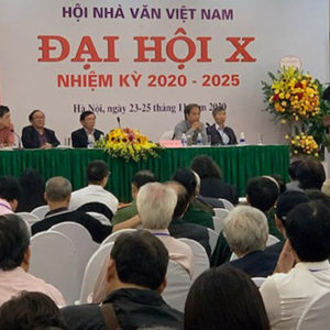 10th National Congress of Vietnamese writers