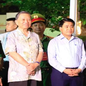 Đạp nhau trước Đại Hội – Nguyễn Đức Chung rơi xuống hố sâu