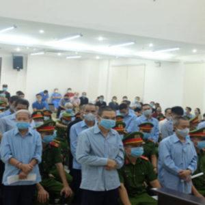 International Human Rights Day (December 10): Vietnam intensifies repression in 2020