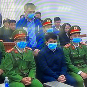 """Former Police Major General Nguyen Duc Chung sentenced to 5 years in prison, observers say """"too light"""""""
