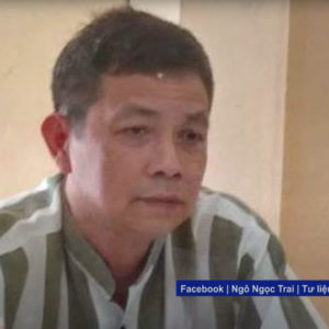 Efforts from Germany for prisoner of conscience Tran Huynh Duy Thuc to European Union