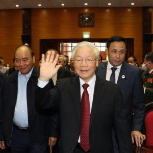 Nguyễn Phú Trọng chốt danh sách đốt lò cuối năm