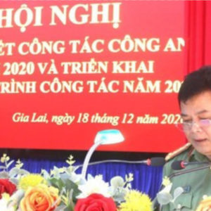 """Are Gia Lai police eradicating the Ha Mon religion and blocking the restoration of """"reactionary organizations""""?"""