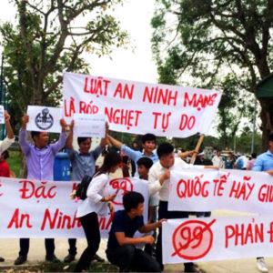Năm 2020, Việt Nam tăng cường kiểm duyệt – bóp nghẹt tiếng nói trên không gian mạng