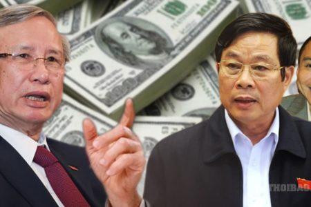 Nhận hối lộ triệu Đô: Mặc Trọng cấm – Đảng viên vẫn thu quà Tết
