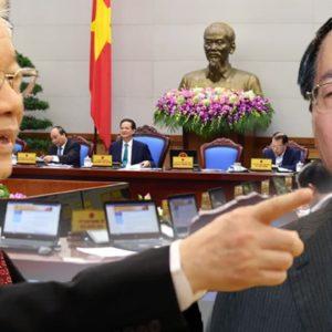 """Nguyễn Phú Trọng quyết """"chặn đường"""" quan chức thời Nguyễn Tấn Dũng"""