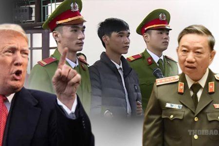 """8 Công an VN sắp """" vào lò"""" – Mỹ muốn trừng phạt theo luật Magnitsky"""