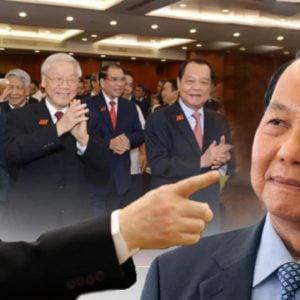 Sắp bắt Lê Thanh Hải – cái cớ để N.P Trọng bám ghế?