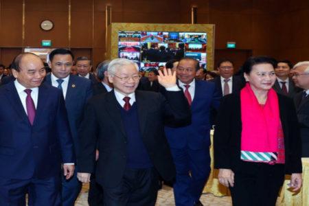 Nguyễn Phú Trọng: Kỷ luật vài người bỏ qua muôn người